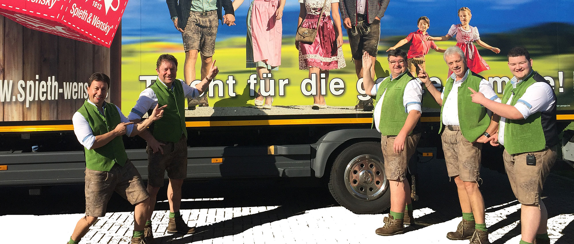 Die Schmalzler on tour - Tourdaten